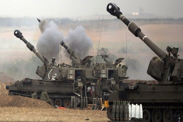 مدفعية الإحتلال تستهدف غزة