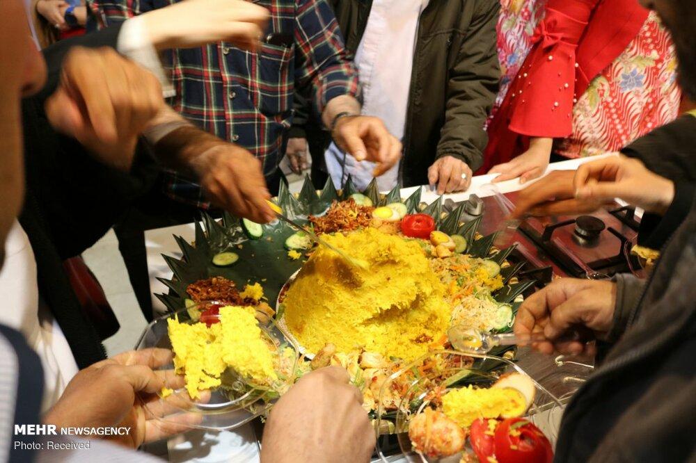پنجمین جشنواره غذای اکو در زنجان