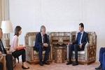 Şam'da Astana süreci değerlendirildi
