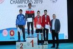 Türkiye'deki güreş turnuvasında İran'a iki altın madalya