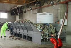 تست گرم نیروگاه زباله سوز نوشهر انجام شد