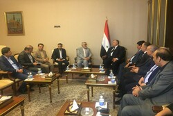 Syria calls for Iran participation in reconstruction process