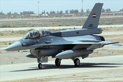Irak savaş uçakları uluslararası koalisyonla operasyona çıktı