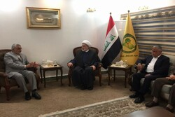 Iranian MPs discuss ties with senior Iraqi politician