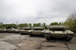 دستاوردهای جدید نیروی زمینی ارتش رونمایی شد