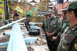ایران نے نئے دفاعی ہتھیار بری فوج کے حوالے کردیئے