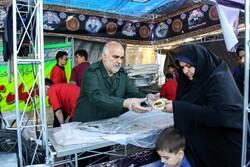 ۸۵ موکب در اربعین توسط ستاد مردمی استان قزوین برپا می شود