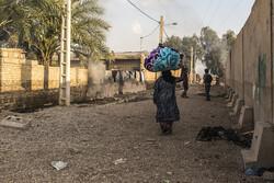 تهدیدهای سلامت زنان در سیل و زلزله/مشکلاتی که نباید نادیده گرفت