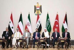 بیانیه پایانی نشست پارلمان های همسایه در بغداد