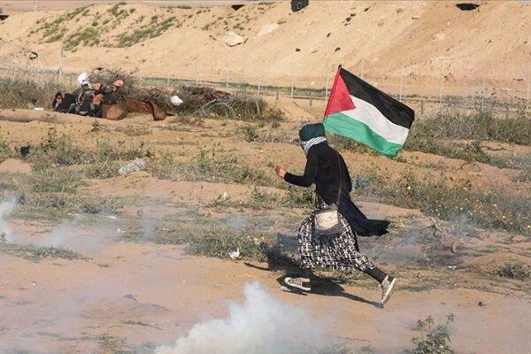 İsrail güçleri Gazze sınırında 37 Filistinliyi yaraladı