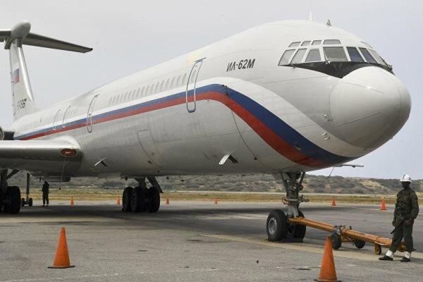 آمریکا خواستار تحریم پروازهای روسیه به ونزوئلا شد