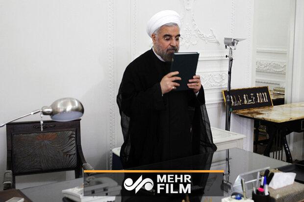 روحانی: شب سیل چند بار از خواب بیدار شدم و قرآن خواندم