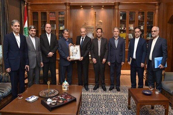 Lübnan Meclis Başkanı'ndan İran'a övgü