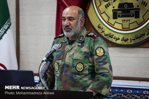 İran Ordusu Kara Kuvvetleri