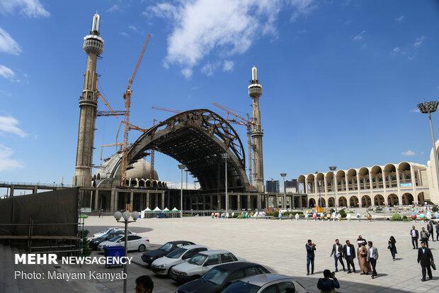 Tahran kitap fuarına hazırlanıyor