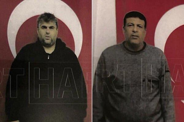 المتهمان بالتجسس لصالح الإمارات في تركيا على علاقة بقيادي فلسطيني
