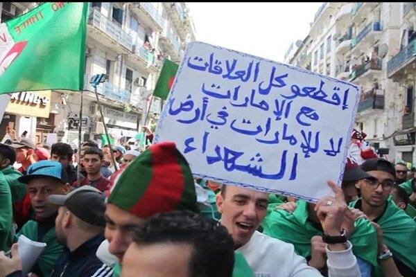 اهداف پنهان امارات و عربستان در الجزایر