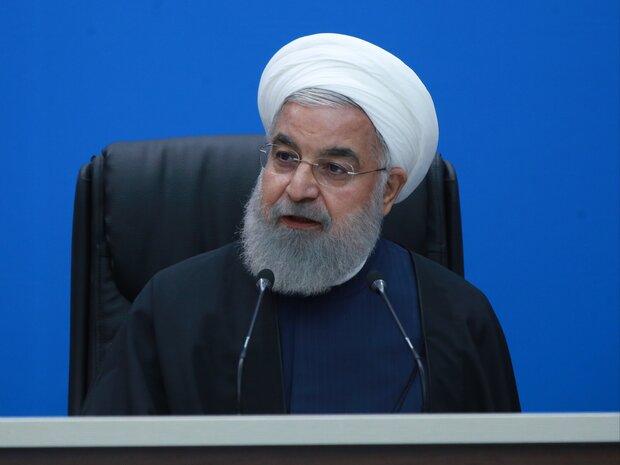 صدر روحانی کا افزودہ یورینیم اور بھاری پانی کی فروخت کومتوقف کرنے کا فیصلہ