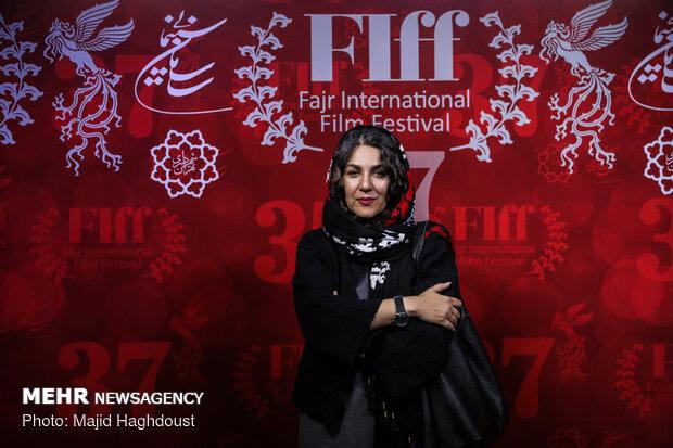 Third day of 37th Fajr Intl. Film Festival