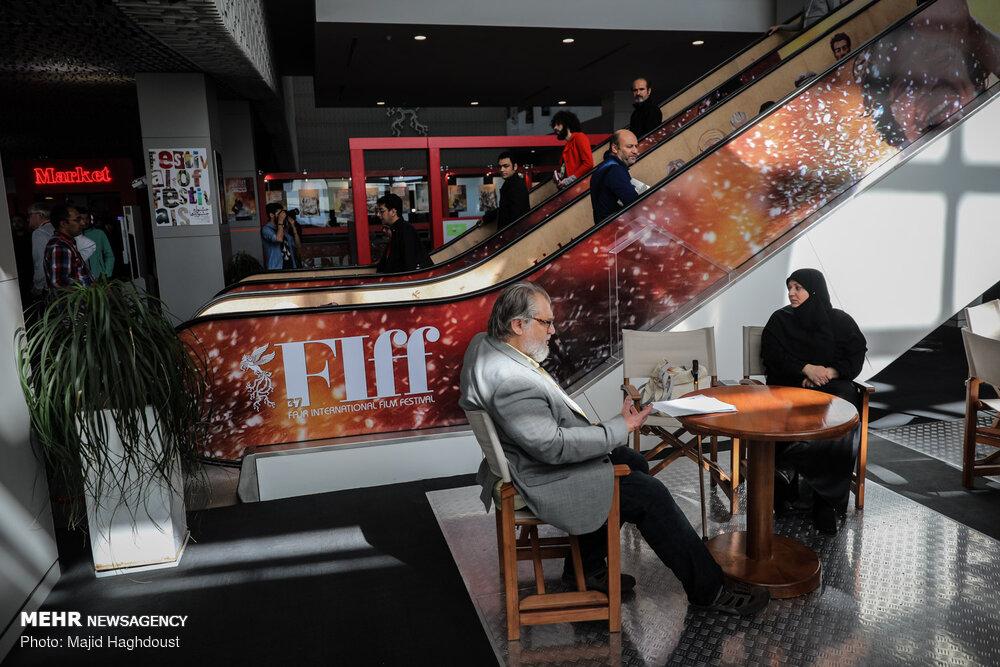 سومین روز سی و هفتمین جشنواره جهانی فیلم فجر