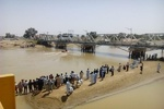 چهار روستای هیرمند دچار آب گرفتگی شد