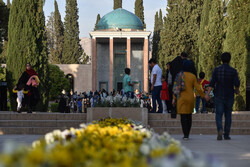 Iranians commemorate National Day of Sa'di
