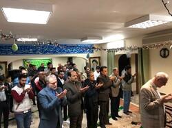 جشن ولادت امام زمان(عج) در بلاروس برگزار شد