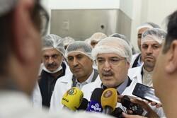افتتاح سایت تولید دارو در کرج/اشتغالزایی برای ۵۰۰ نفر
