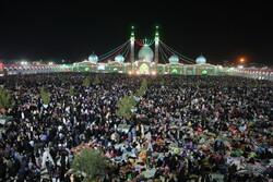 اجتماع منتظران ظهور در مسجد جمکران