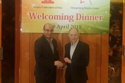 رئیس فدراسیون آسیا: علی نژاد از ارکان اصلی ووشوی قاره کهن است