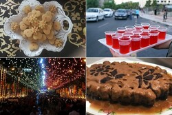 «نیمه برات» جشن سنتی مردم استان بوشهر در روز میلاد امام زمان(عج)