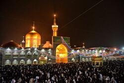 Hz. Mehdi'nin (a.c) kutlu doğum günü kutlamaları