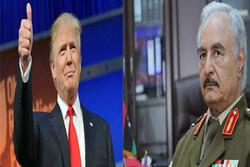 راز مکالمه تلفنی ترامپ و حفتر/ نبرد پشت دروازه های طرابلس تشدید میشود