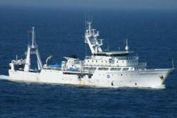 کشتی جاسوسی انگلیس وارد دریای سیاه شد