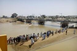 ۹ روستای هیرمند بر اثر سیلاب دچار آبگرفتگی شدند