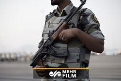 ویدئویی از تیراندازی در منطقه الزلفی ریاض