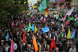 اجتماع منتظران ظهور در مشهد