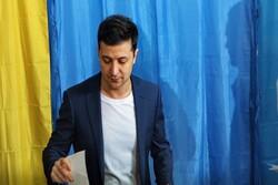 زلنسکی رئیس جمهور جدید اوکراین شد