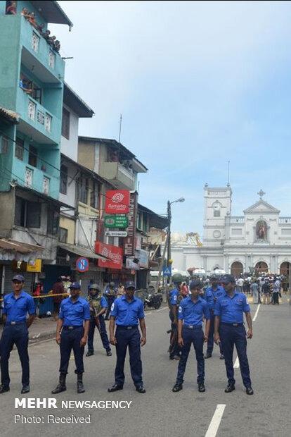 انفجار شش بمب در سریلانکا - 11