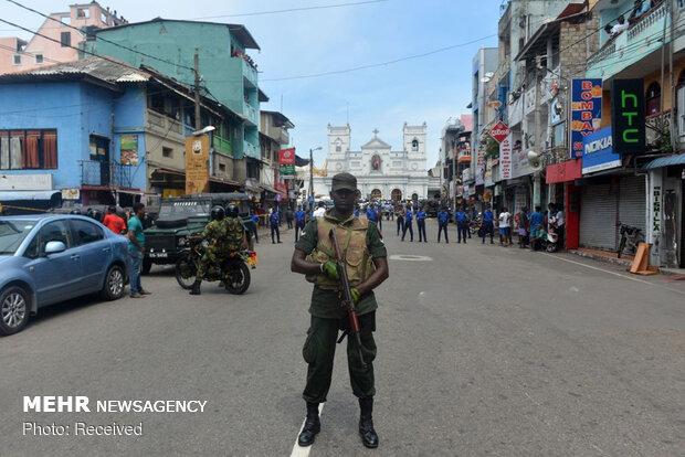 Sri Lanka'da terör saldırıları sonrasında burka yasağı getirildi