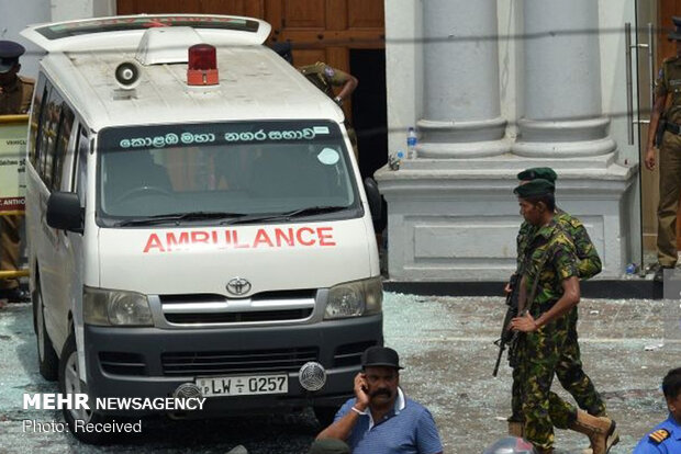 انفجار شش بمب در سریلانکا - 17