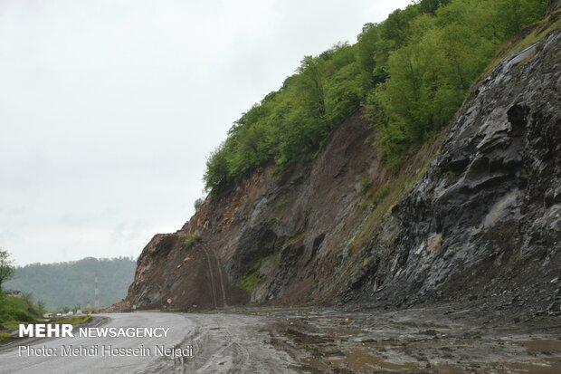 تخریب جنگل های مسیر آستارا به اردبیل