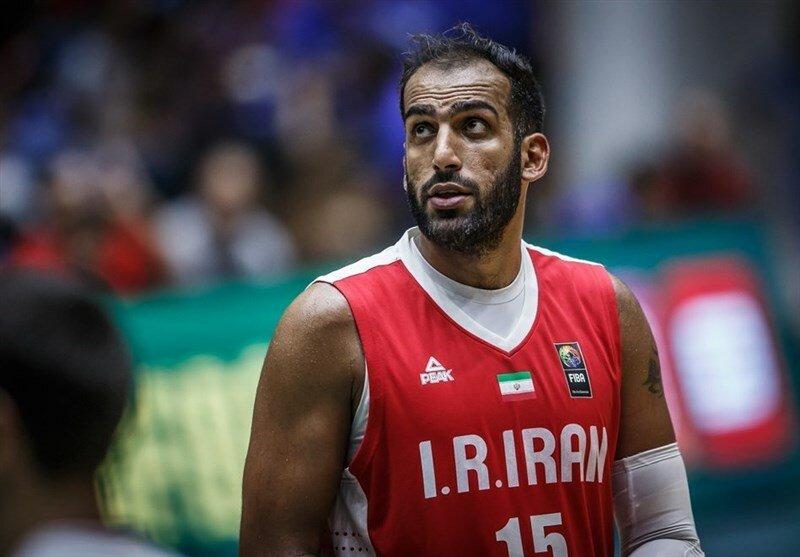 Hamed Haddadi breaks silence on Iran basketball absence - Tehran Times