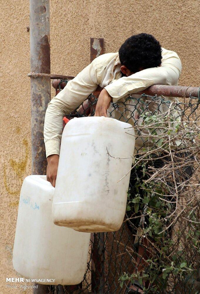 بحران انسانی در یمن