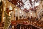 سری لنکا میں بم دھماکوں میں ایک خاتون سمیت 9 خود کش حملہ آور ملوث