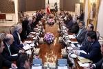 الرئيس روحاني: إيران مستعدة لتوسيع تعاونها مع إسلام آباد في مختلف المجالات