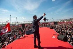 امام اوغلو: من شهردار همه  ۱۶ میلیون شهروند استانبولی هستم