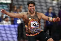 Iran's Hadadi wins gold at Asian Athletics C'ships