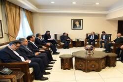 İran Suriye'ye desteğini sürdürecek