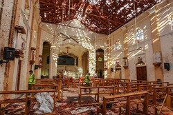 Hezbollah condemns Sri Lanka terror attacks